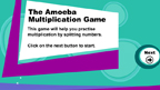 Written multiplication game