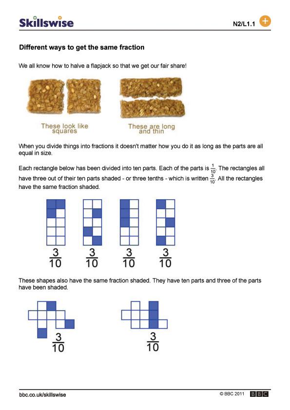 Ratio Calculator (Fractions)