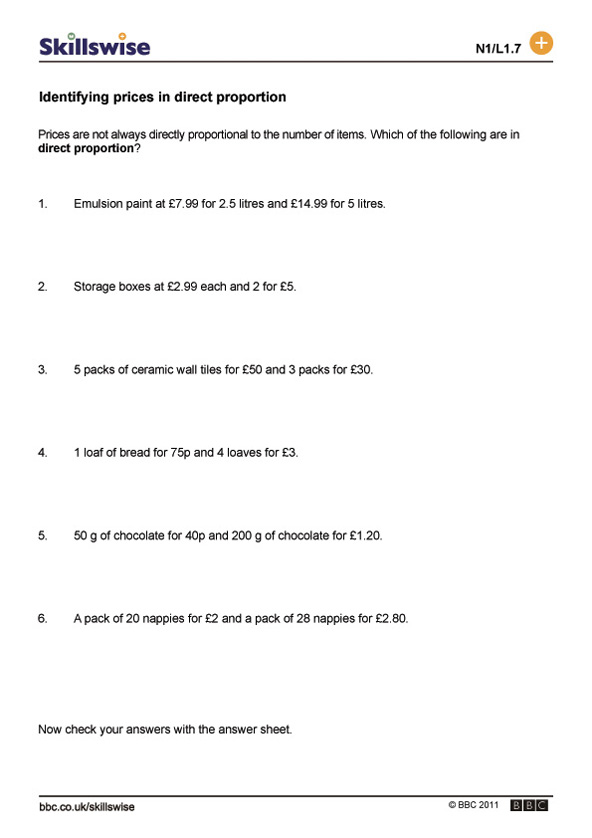 Worksheet Proportion Worksheets ratio and proportion worksheetsratios math problems worksheet preview