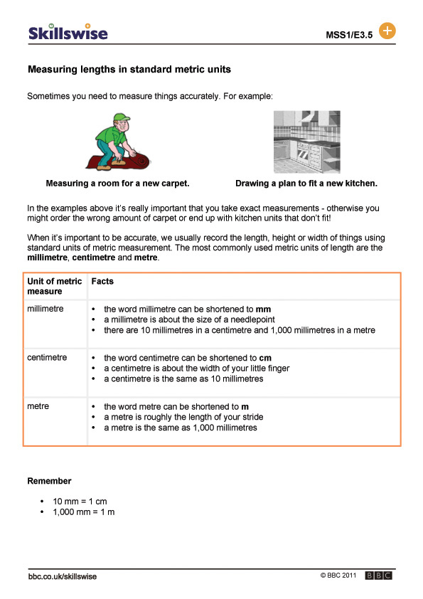 units and standards of measurement pdf