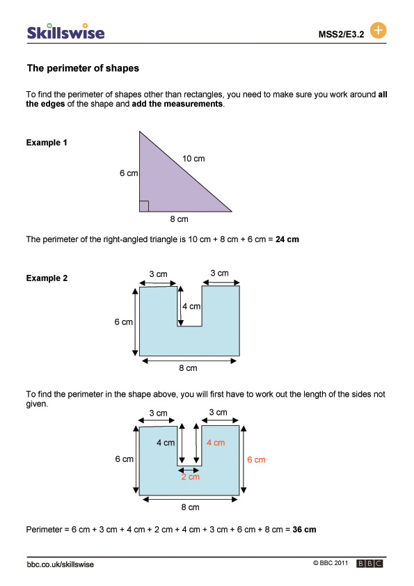 Fractions With Area And Perimeter Worksheet As Well As Worksheet For ...
