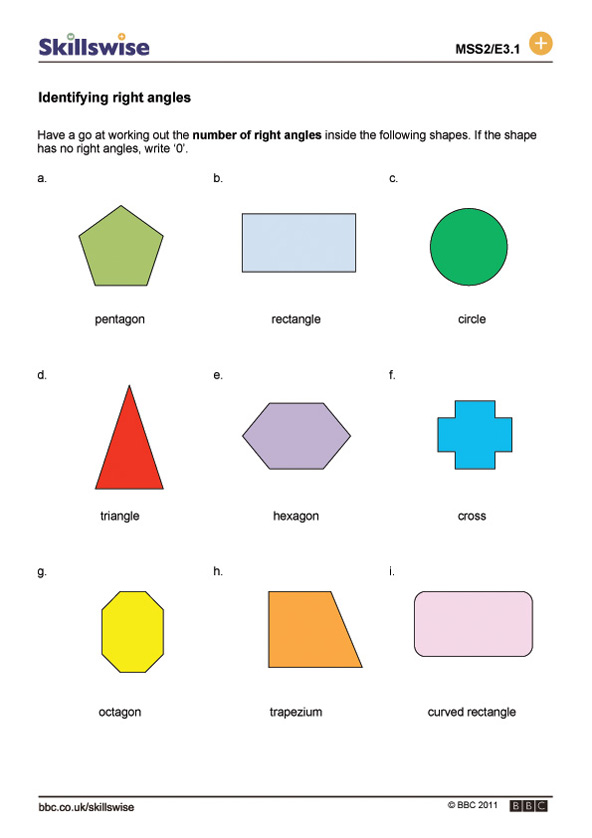 ma33angle3wrightangles592x838jpg – Identifying Angles Worksheet