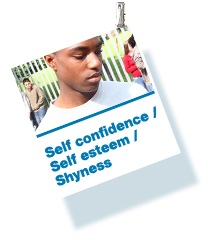 Self confidence / Shyness
