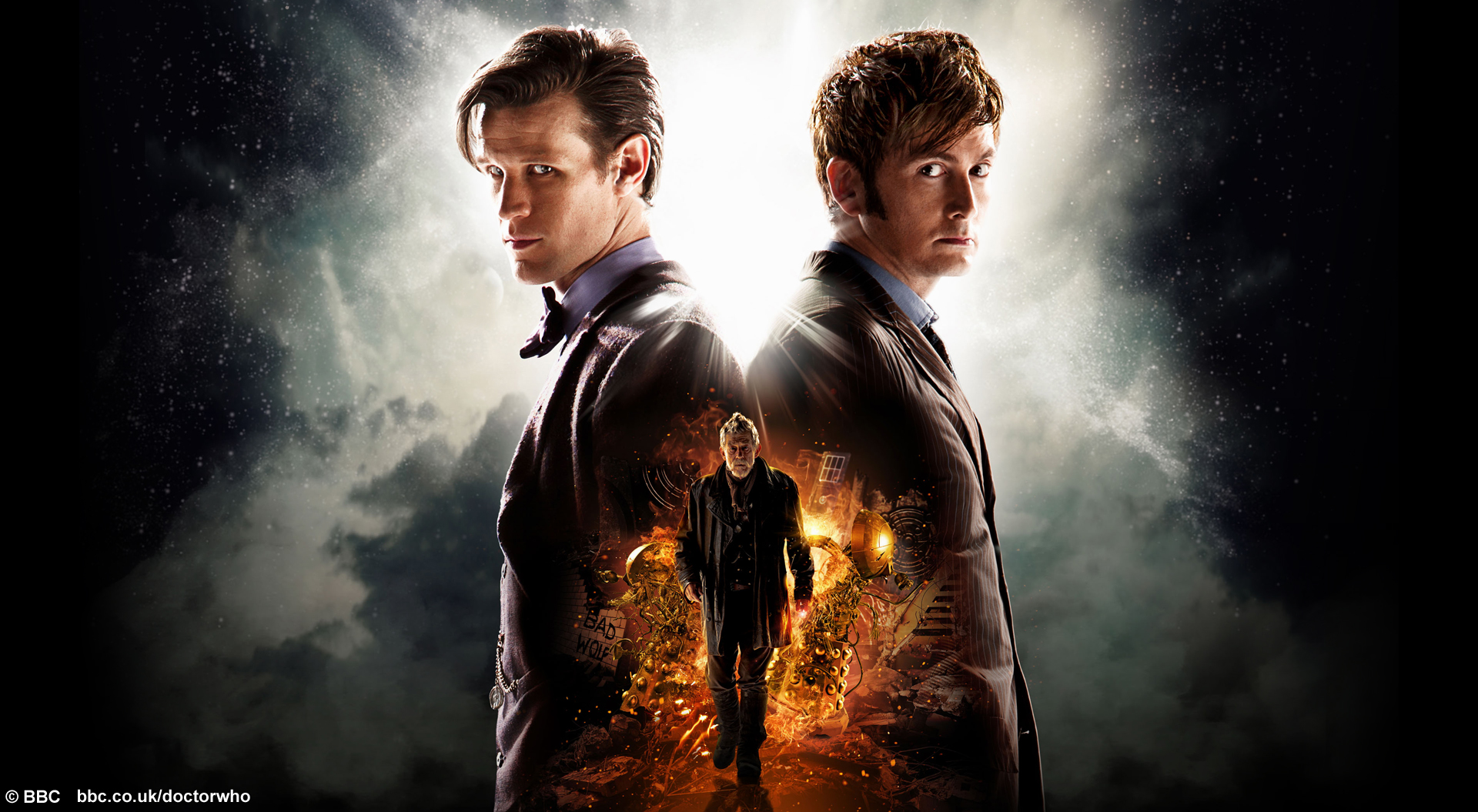 The Day of the Doctor (BBC/Doctor Who)