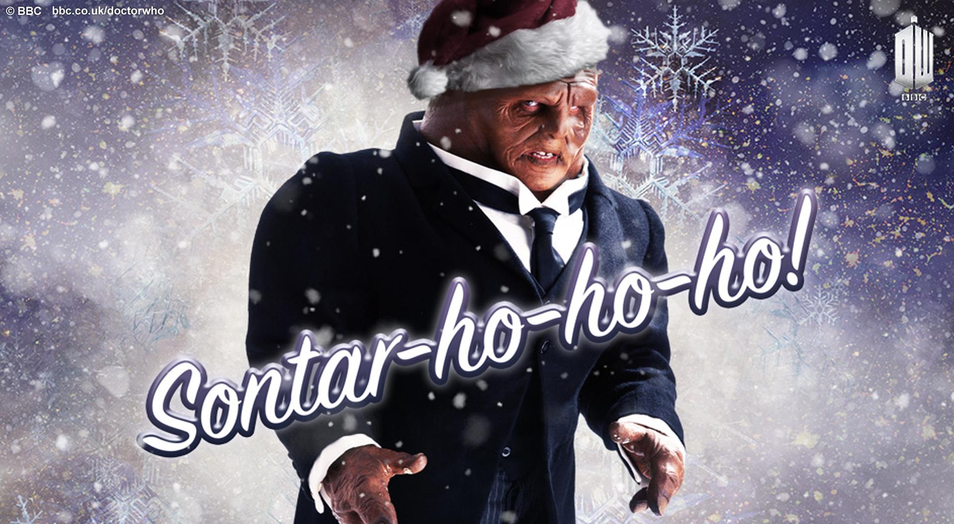 Doctor Who Christmas Cards.Bbc Latest News Doctor Who Beautiful Doctor Who Christmas Cards