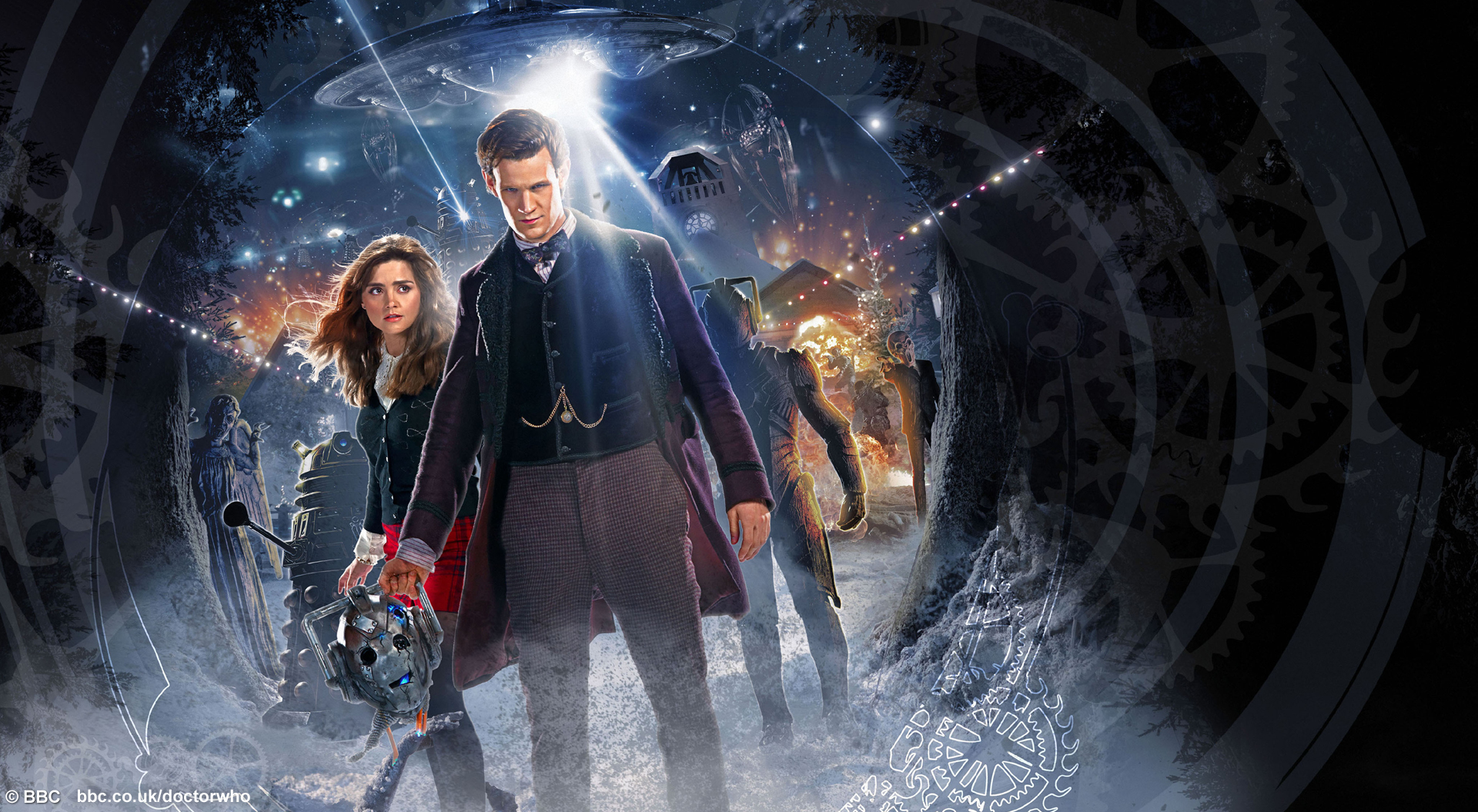 bbc latest news doctor who the time of the doctor