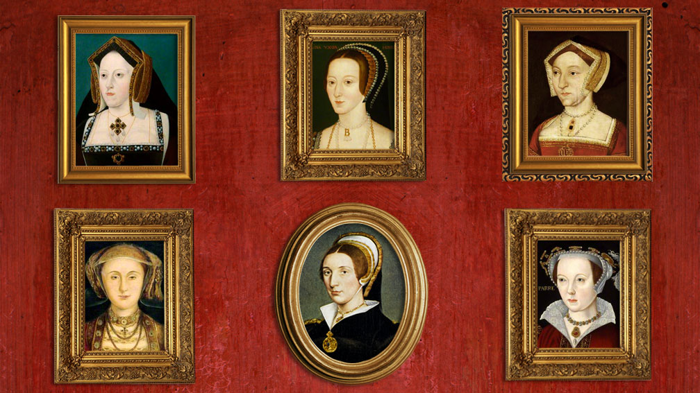 The Six Wives Of Henry Viii Book