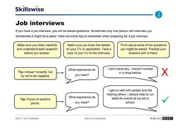 Job Interview Pdf