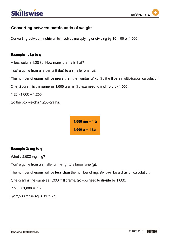 Printable Worksheets conversion of units worksheets : ma24weig-l1-f-converting-between-metric-units-weight-560x792.jpg