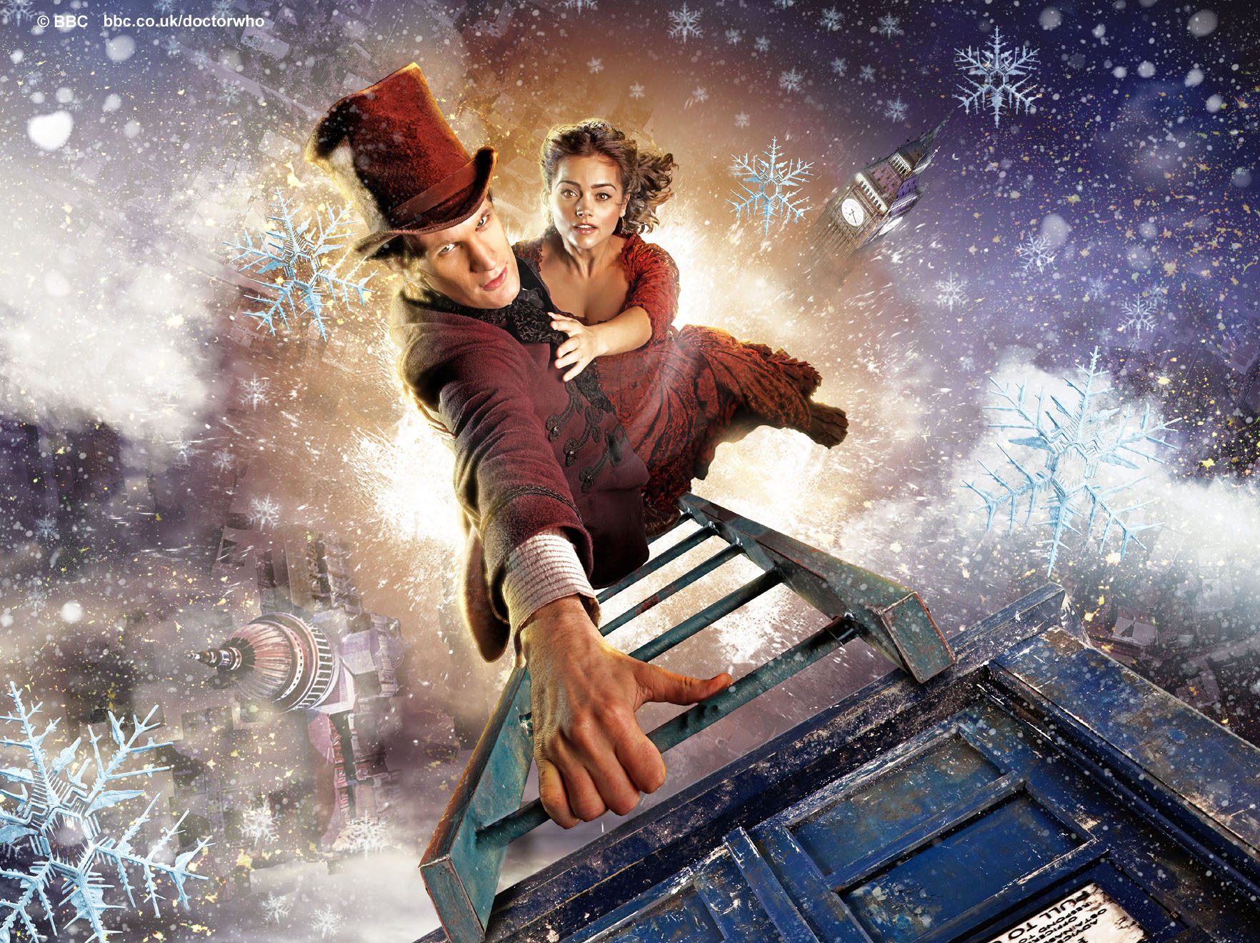 Bbc Latest News Doctor Who Wintry Wallpapers
